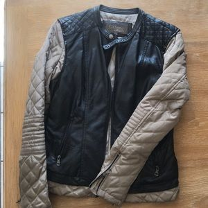 Ci Sono Leather jacket
